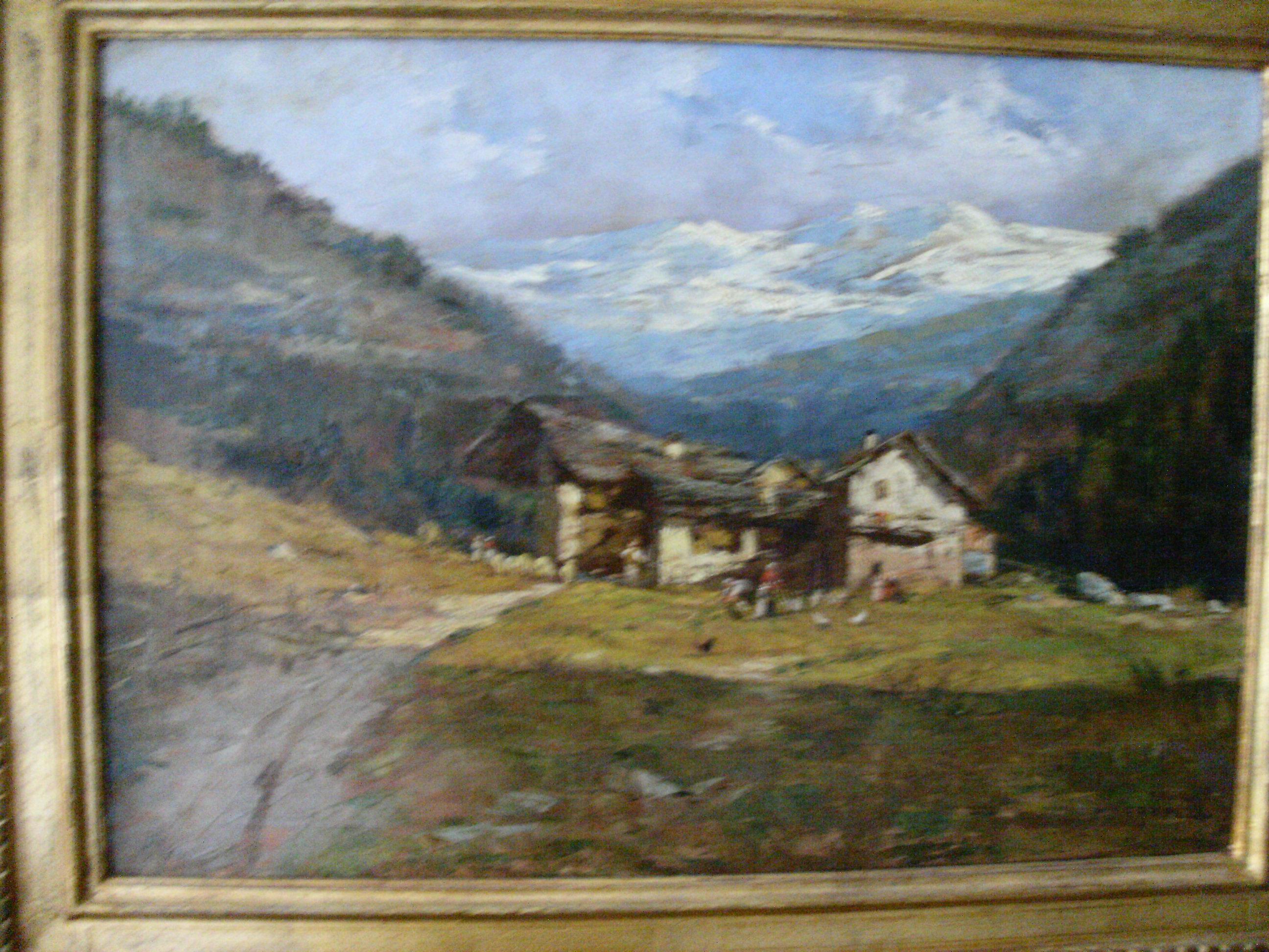 Arte pittura fine 800 opere e prezzi piccolipiaceri for Moretti foggia pittore