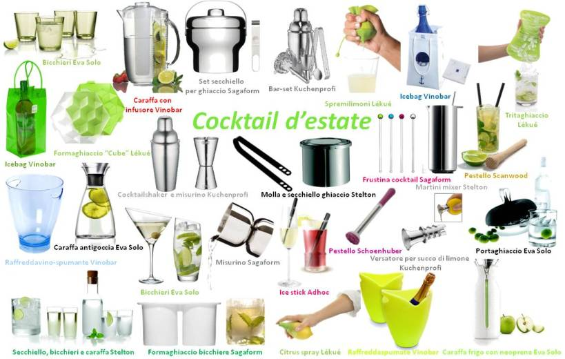 cocktail destate