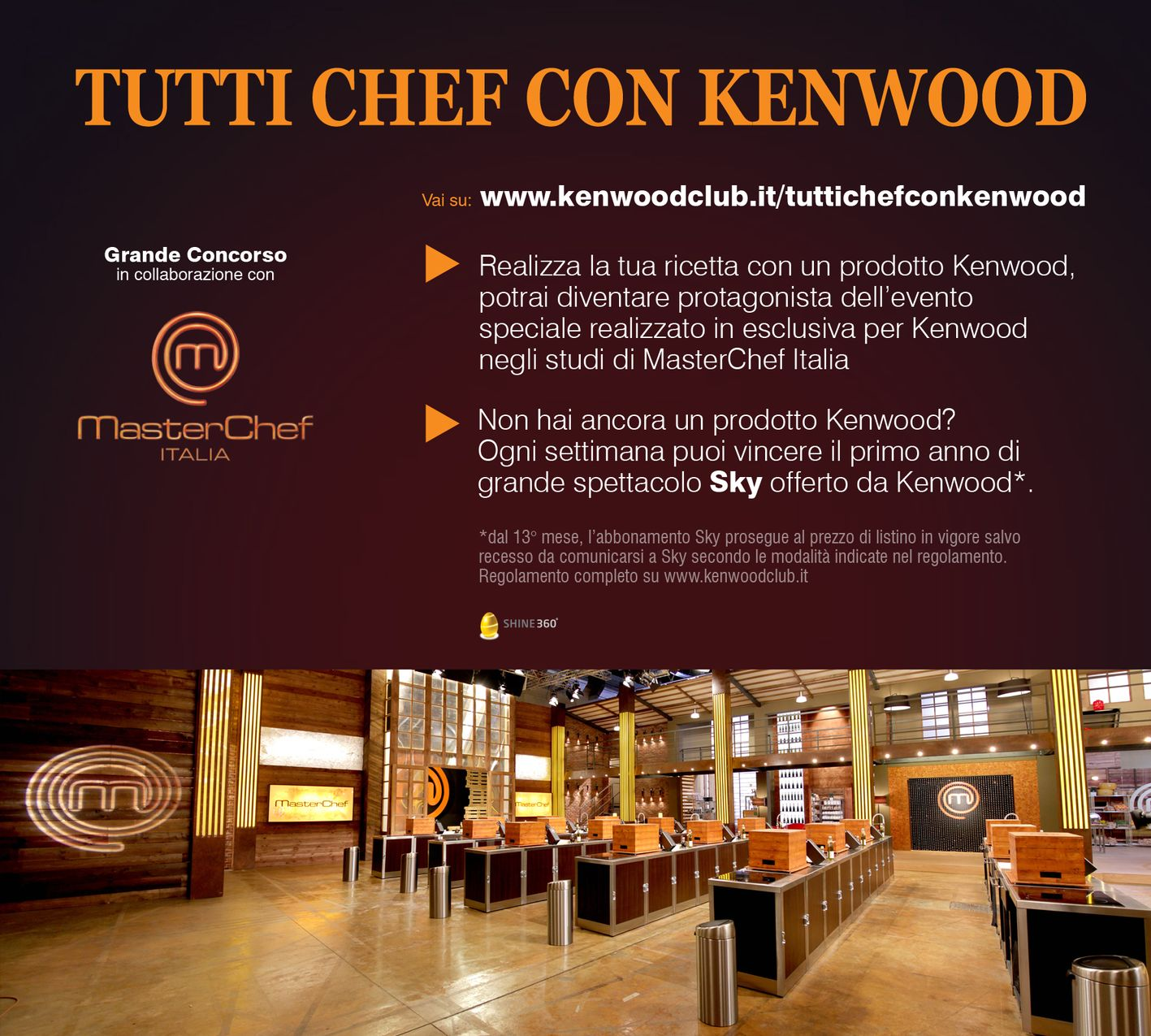 Cucina piccolipiaceri press news - Chef titanium con voz ...