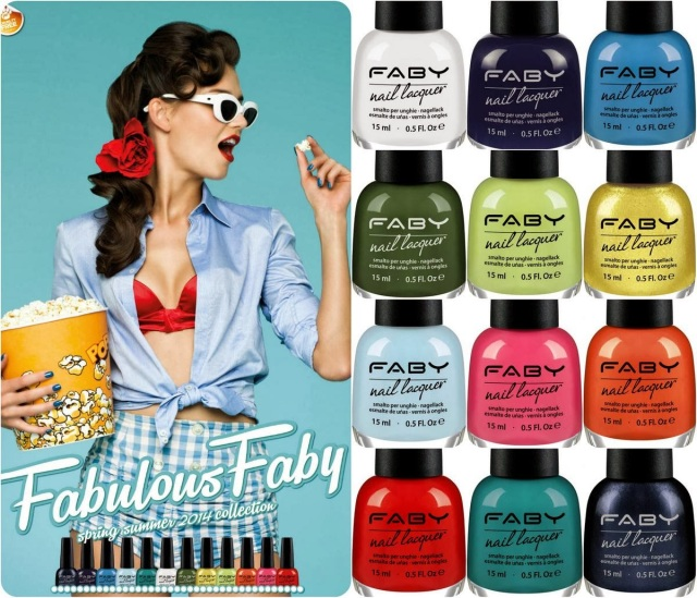 Fabulous Faby collection