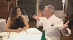 jo champa con chef wolfgang puck  post oscar governor ball dinner 1
