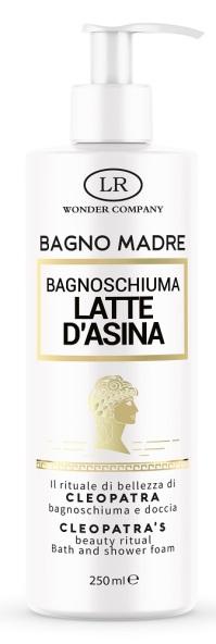 LRWonder Bagnoschiuma Latte Asina